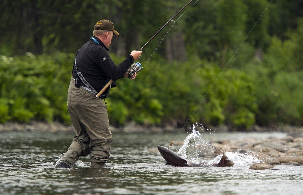 Fiskereiser til Alaska