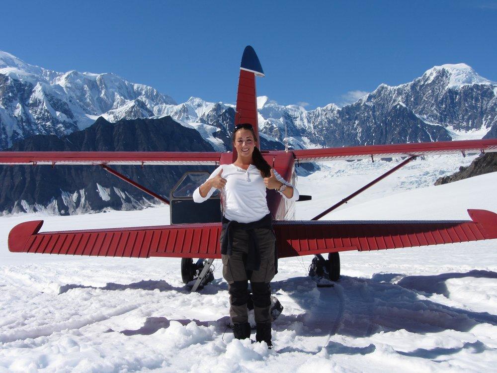 Flyturer i Alaska
