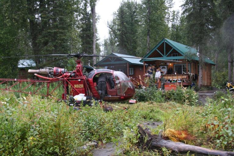 Bestill helikopterturer i Alaska